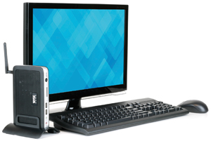 Dell Thin Client Desktop 3010-T10 - Single Core