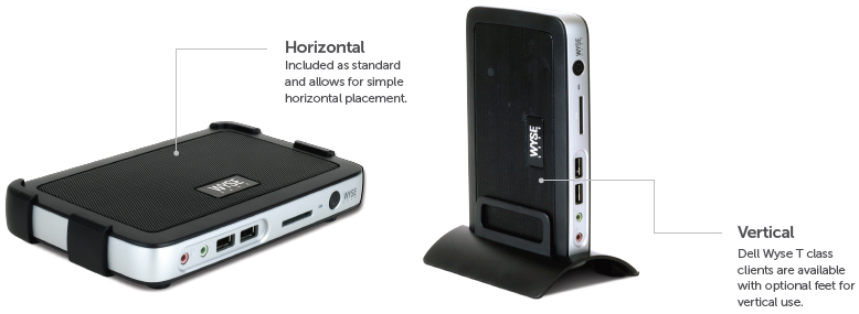 Horzontal And Vertical Mounting Options