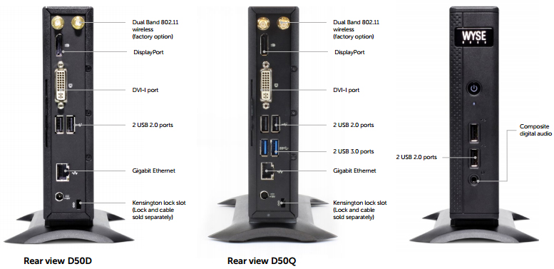 Dell 5000 Series Thin Client - Microsoft Windows Embedded