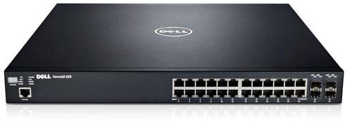 Dell Networking S25v And S50v Power Over Ethernet Switches