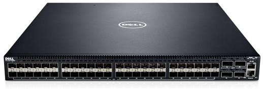 Dell Networking S4810 High Performance 10 40 Gbe Top Of
