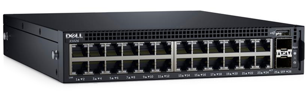 Dell Networking X1026/1026P | NetSolutionWorks com